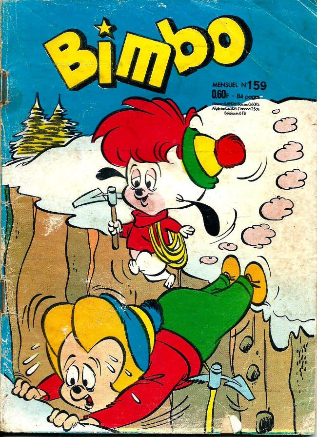 Couverture de Bimbo (2e série) -159- Le mustang à roulettes
