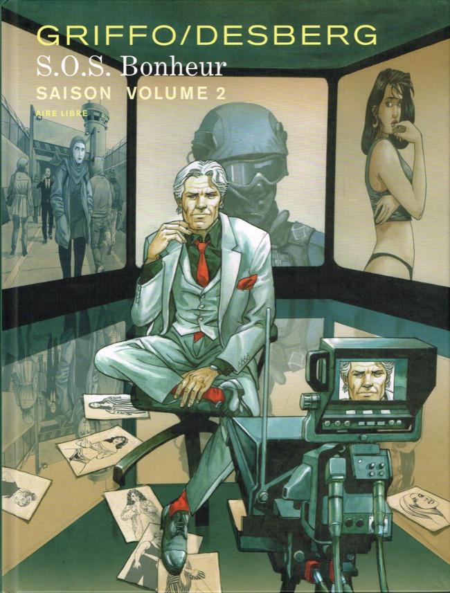 Couverture de S.O.S. Bonheur -5- S.O.S. Bonheur Saison 2 Volume 2