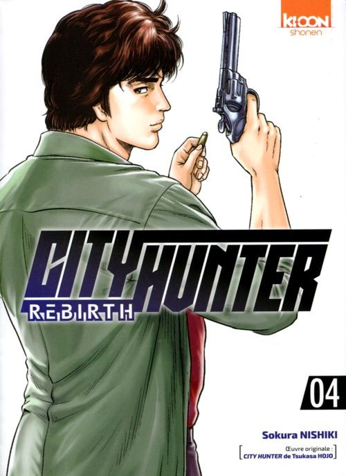 City Hunter - Rebirth - 4 tomes