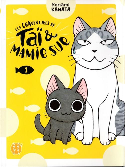 Couverture de Les chaventures de Taï et Mamie Sue -1- Tome 01