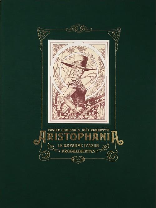 Couverture de Aristophania -INT TT 1- Intégrale tomes 1 et 2