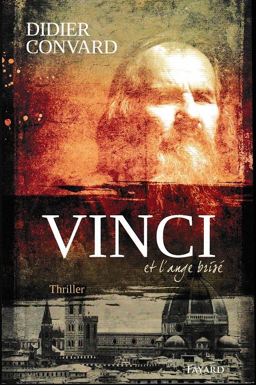 Couverture de Vinci -HS- Et l'ange brisé