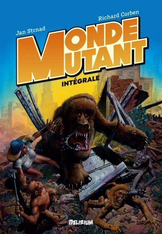 Couverture de Monde mutant -INT- Intégrale