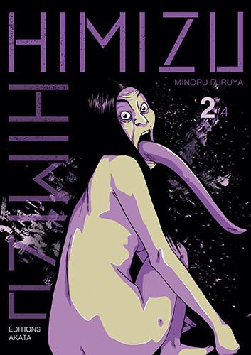 Couverture de Himizu -2- Tome 2/4