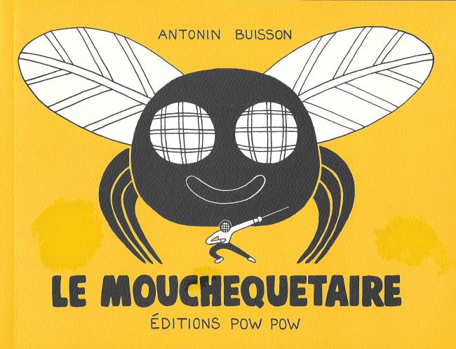 Couverture de Le mouchequetaire - Le Mouchequetaire