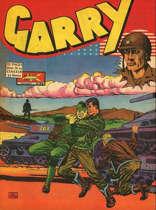 Couverture de Garry (sergent) (Imperia) (1re série grand format - 1 à 189) -76- Au-delà du devoir