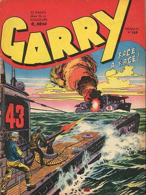 Couverture de Garry (sergent) (Imperia) (1re série grand format - 1 à 189) -150- Face à face!