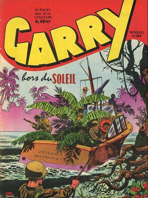 Couverture de Garry (sergent) (Imperia) (1re série grand format - 1 à 189) -161- Hors du soleil