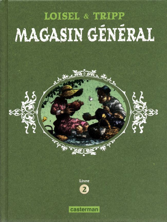 Couverture de Magasin général -INT02- Livre 2