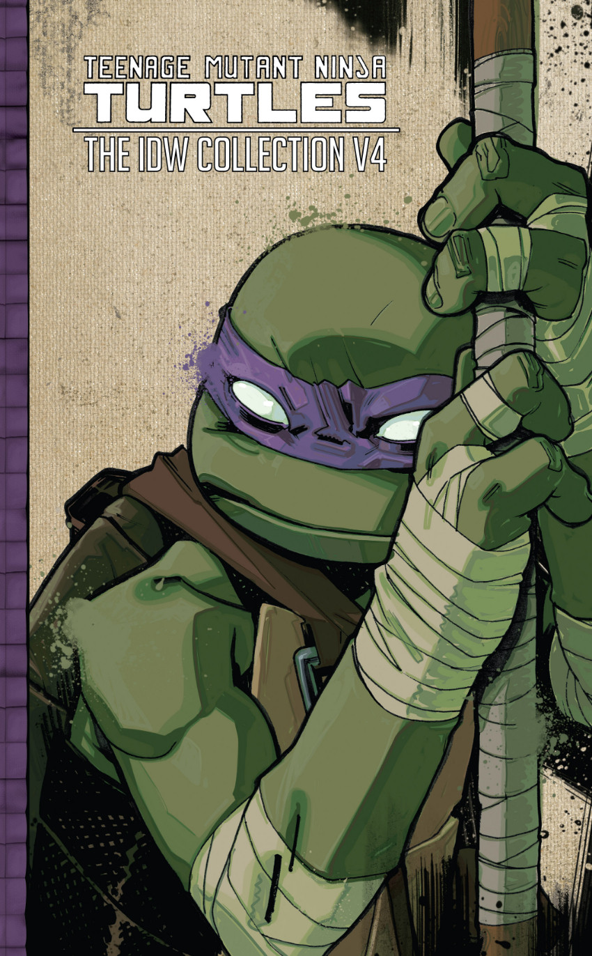 Couverture de Teenage Mutant Ninja Turtles (IDW collection) -4- TMNT IDW Collection #4