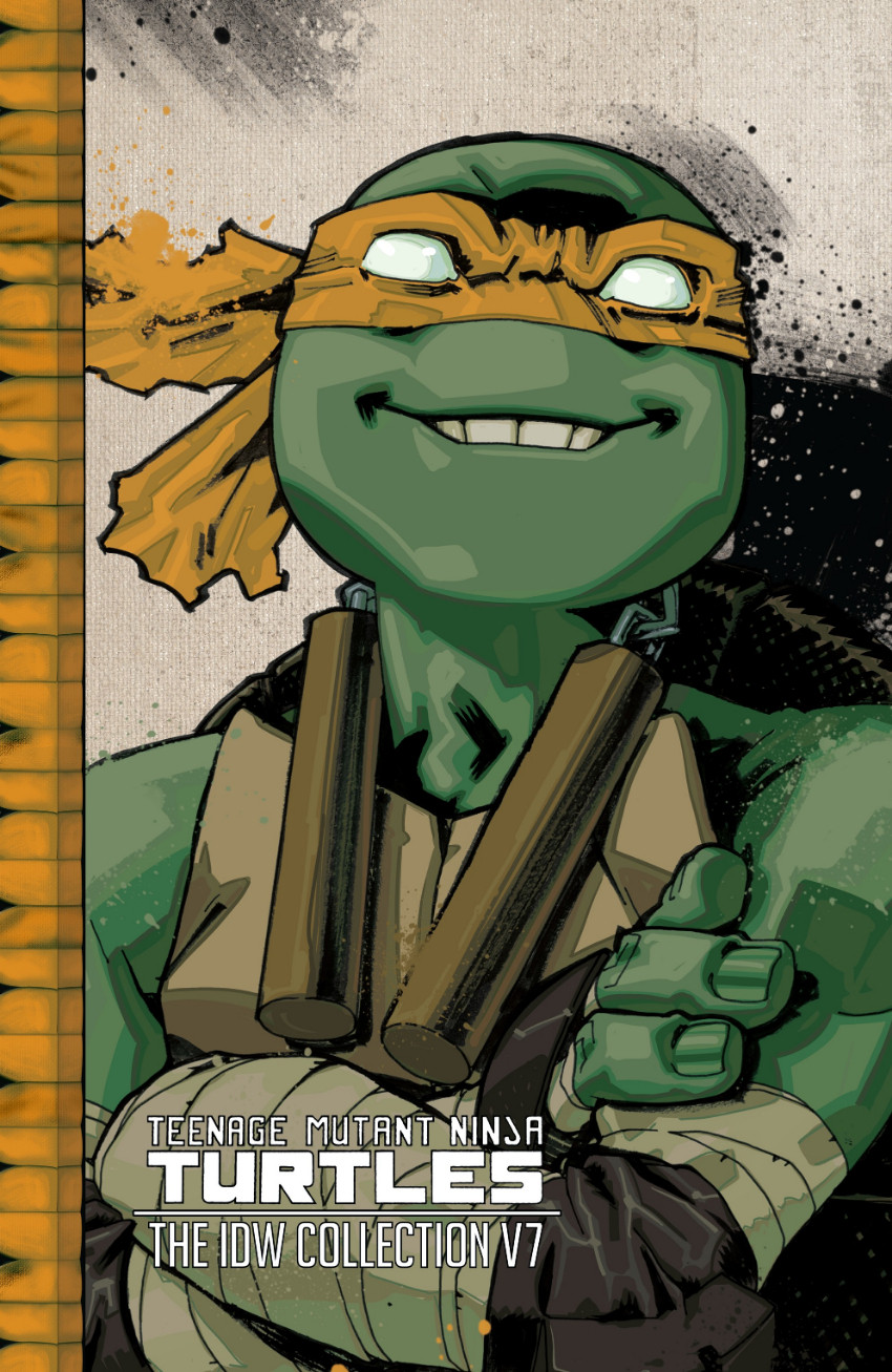Couverture de Teenage Mutant Ninja Turtles (IDW collection) -7- TMNT IDW Collection #7