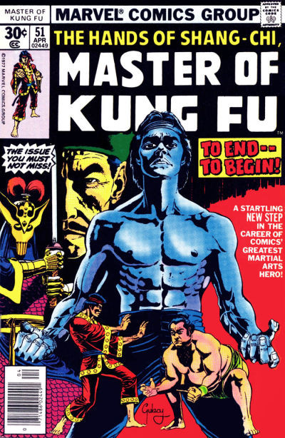 Couverture de Master of Kung Fu Vol. 1 (Marvel - 1974) -51- To End -- To Begin!