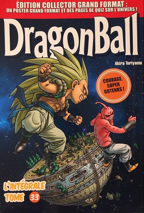 Couverture de Dragon Ball - La Collection (Hachette) -33- Tome 33