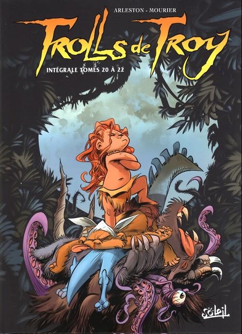 Couverture de Trolls de Troy -INT7- Intégrale - Tomes 20 à 22