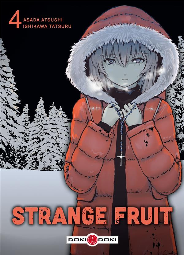 Couverture de Strange Fruit (Asada/Ishikawa) -4- Tome 4