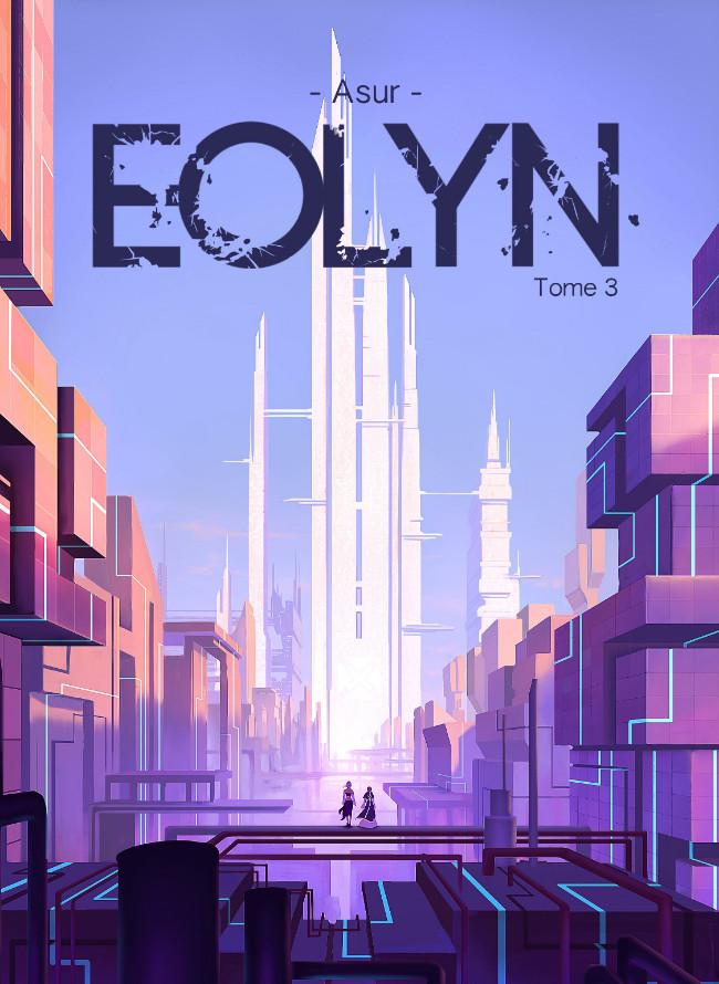 Couverture de Eolyn -3- Tome 3