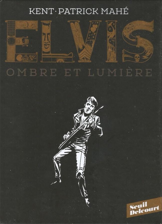 Couverture de Elvis - Ombre et lumière
