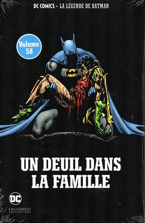 Couverture de DC Comics - La légende de Batman -5817- Un deuil dans la famille