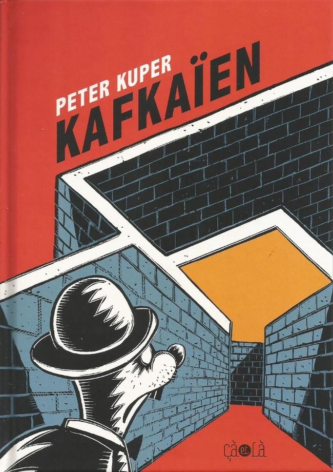 Couverture de Kafkaien