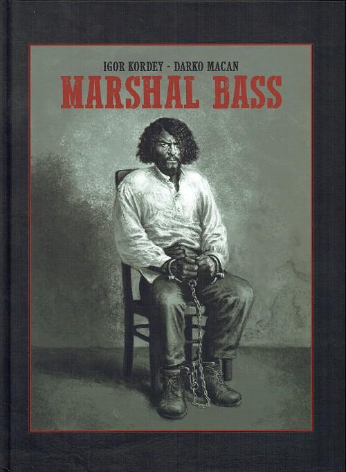 Couverture de Marshal Bass - Tome INT2TT