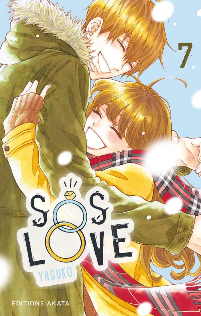 Couverture de SOS love -7- Tome 7