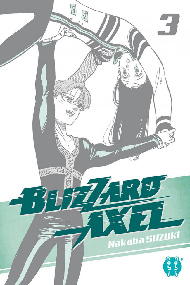 Couverture de Blizzard Axel -3- Tome 3