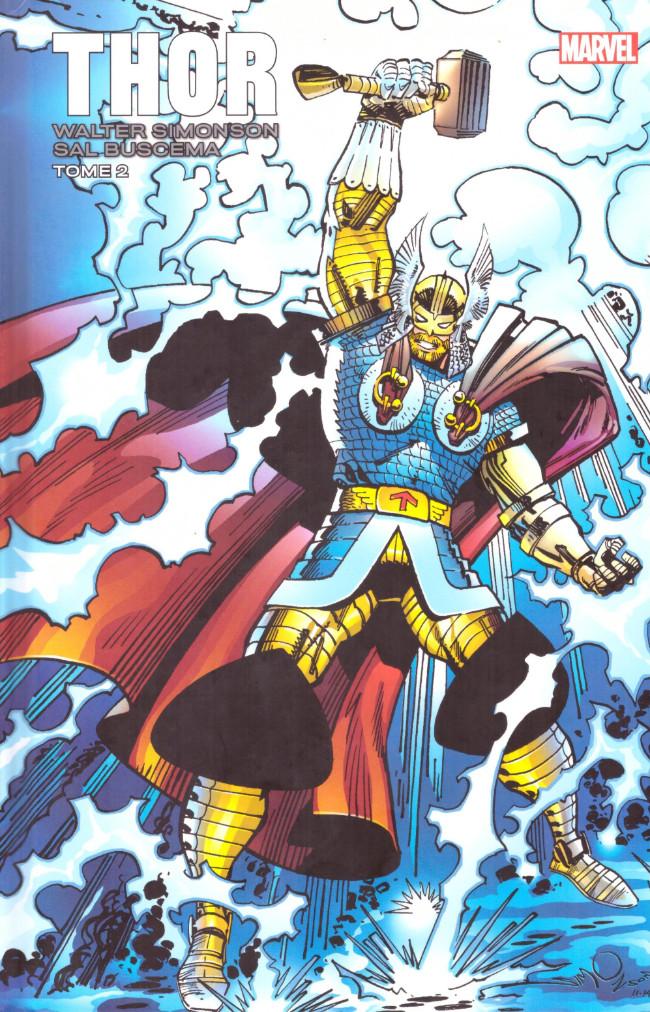 Couverture de Thor (Simonson) -2- Tome 2