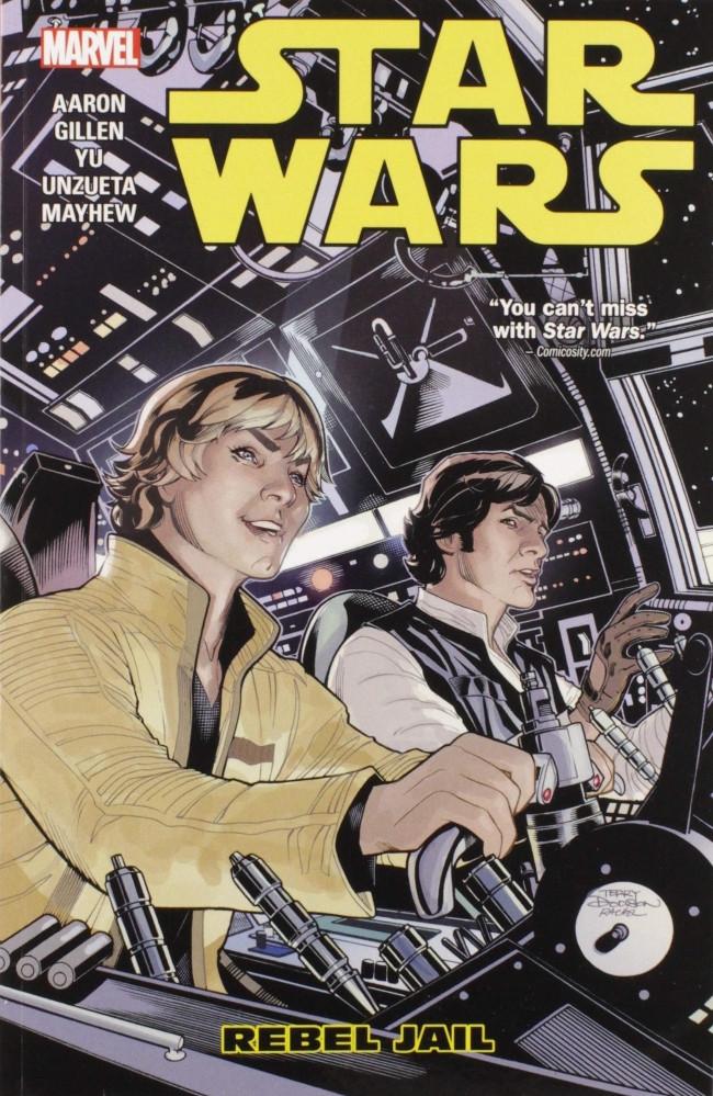 Couverture de Star Wars Vol.2 (Marvel comics - 2015) -INT3- Rebel Jail