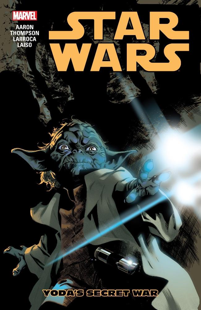 Couverture de Star Wars Vol.2 (Marvel comics - 2015) -INT5- Yoda's Secret War