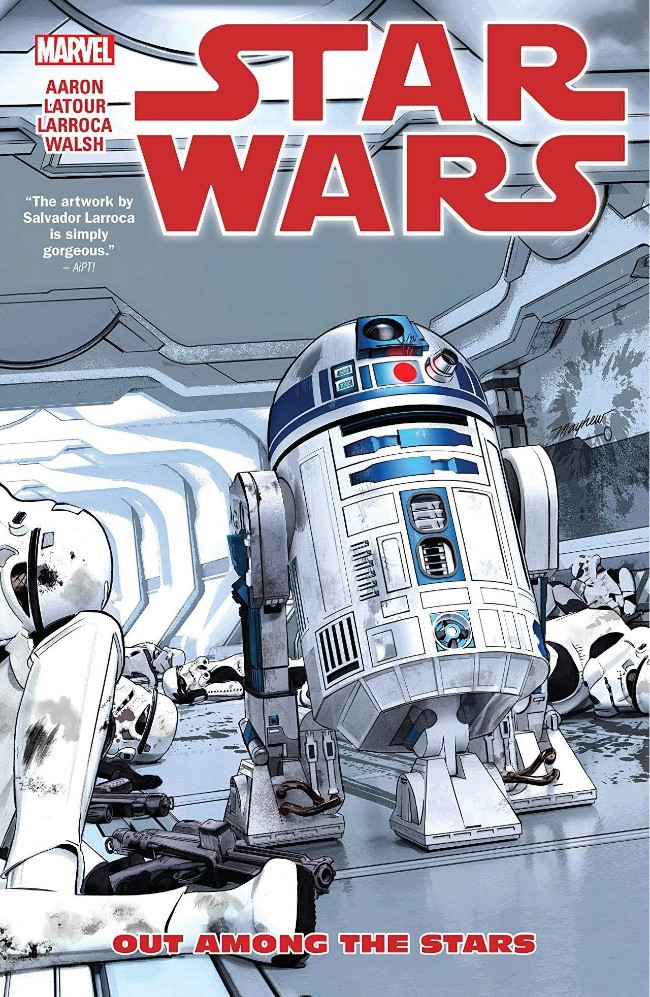 Couverture de Star Wars Vol.2 (Marvel comics - 2015) -INT6- Out Among the Stars