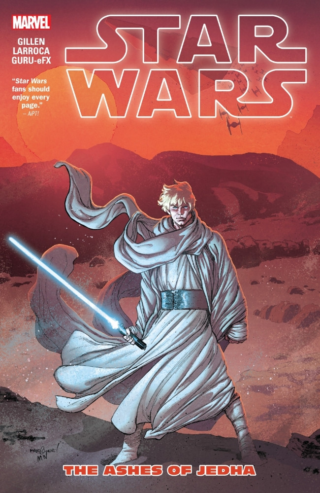 Couverture de Star Wars Vol.2 (Marvel comics - 2015) -INT7- The Ashes of Jedha