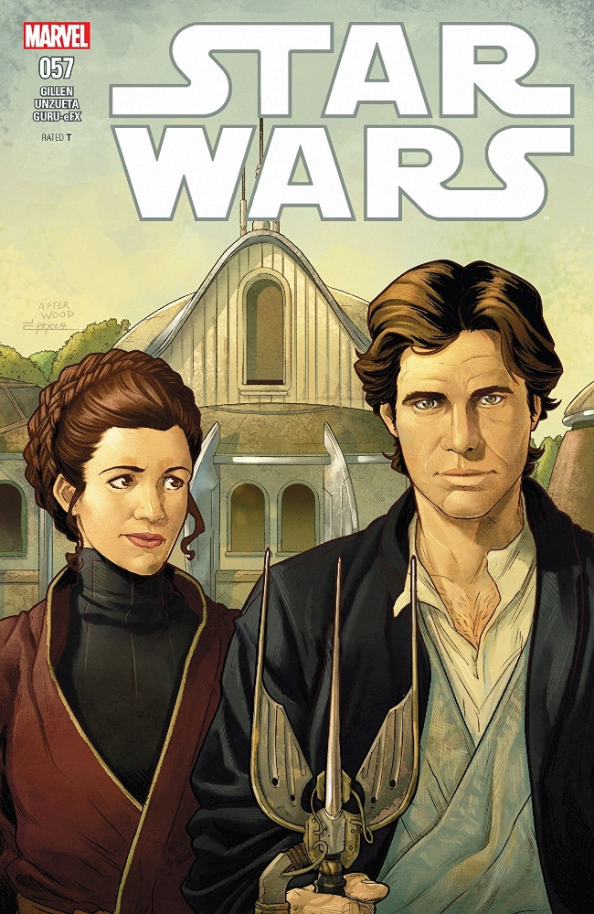 Couverture de Star Wars Vol.2 (Marvel comics - 2015) -57- The Escape, Part II