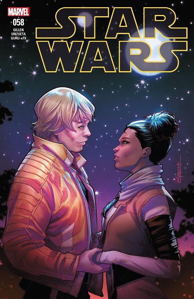 Couverture de Star Wars Vol.2 (Marvel comics - 2015) -58- The Escape, Part III