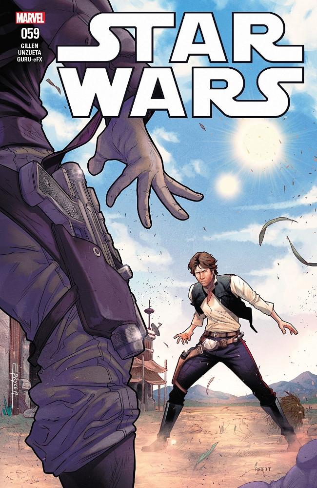 Couverture de Star Wars Vol.2 (Marvel comics - 2015) -59- The Escape, Part IV
