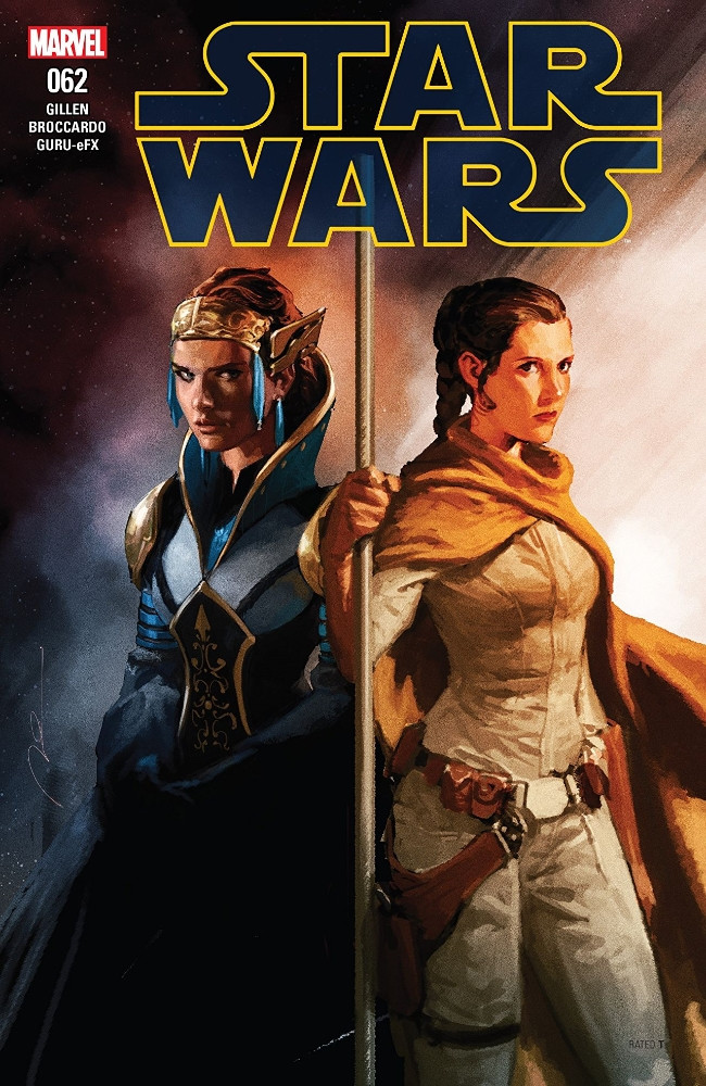 Couverture de Star Wars Vol.2 (Marvel comics - 2015) -62- The Scourging of Shu-Torun, Part I