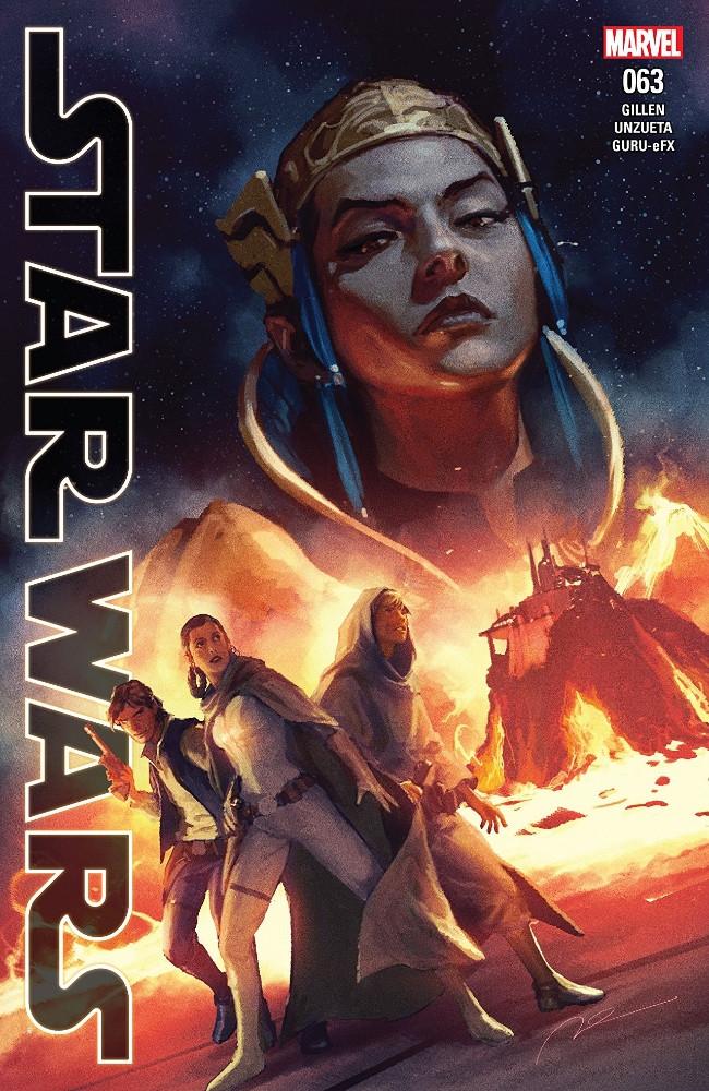 Couverture de Star Wars Vol.2 (Marvel comics - 2015) -63- The Scourging of Shu-Torun, Part II