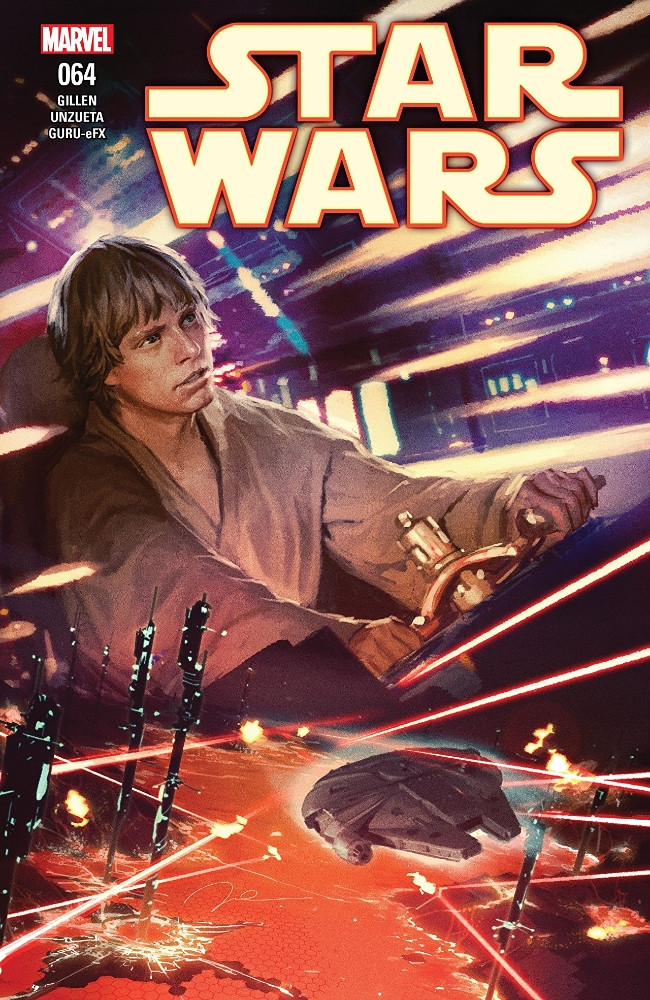 Couverture de Star Wars Vol.2 (Marvel comics - 2015) -64- The Scourging of Shu-Torun, Part III