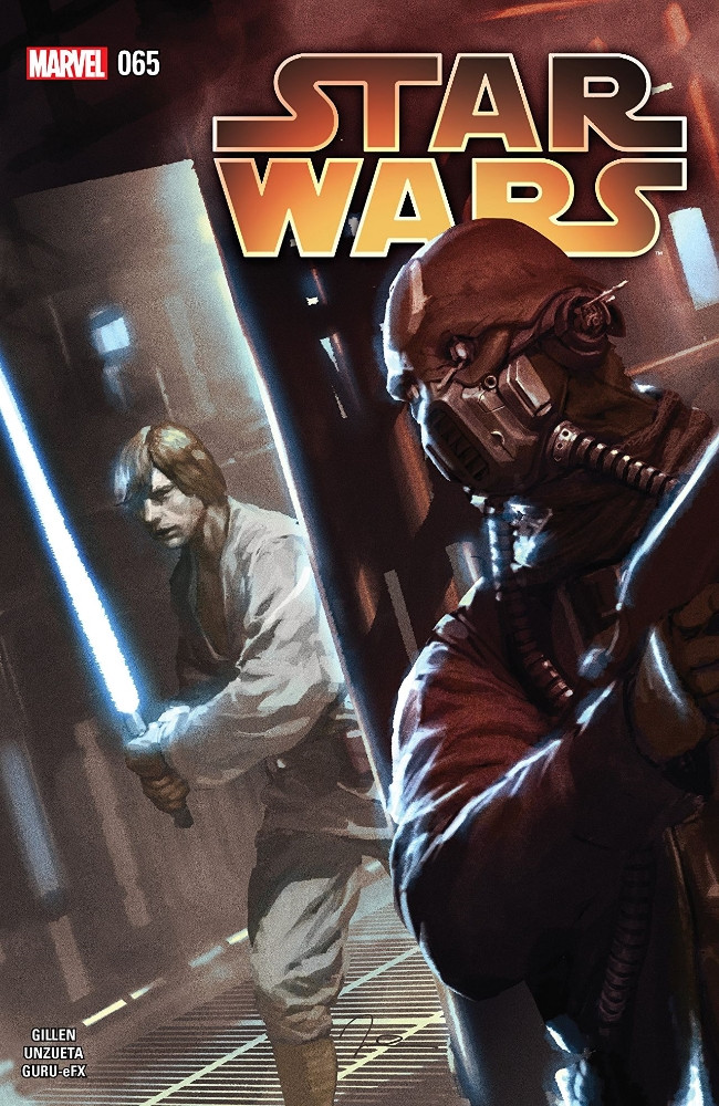 Couverture de Star Wars Vol.2 (Marvel comics - 2015) -65- The Scourging of Shu-Torun, Part IV