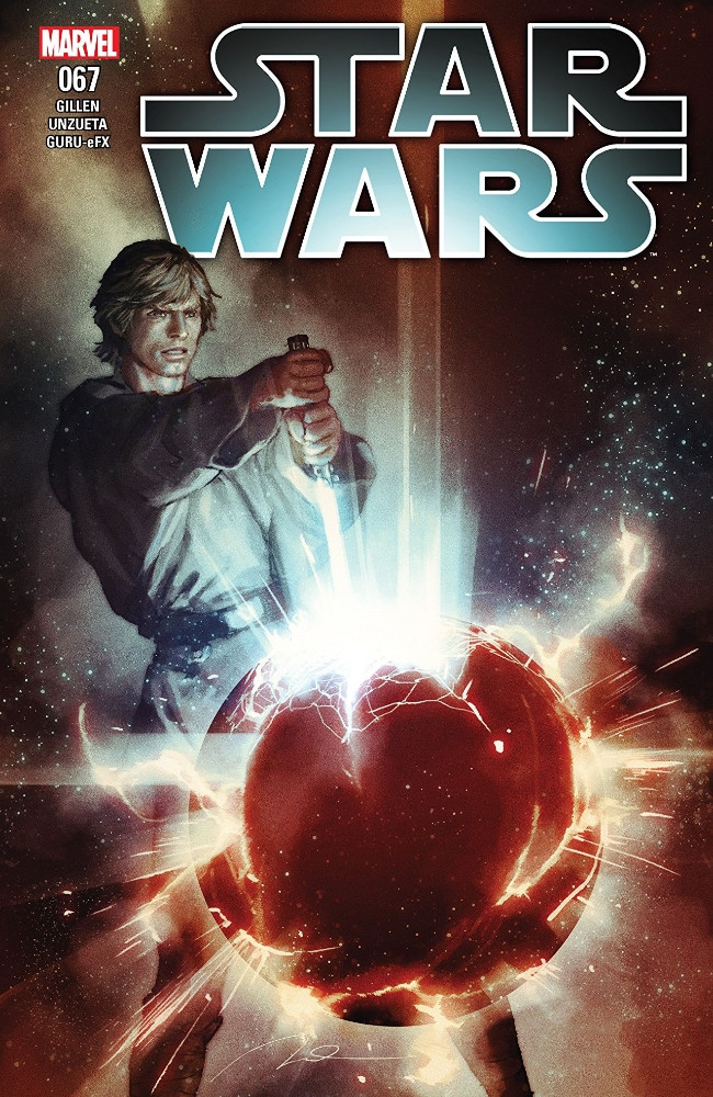 Couverture de Star Wars Vol.2 (Marvel comics - 2015) -67- The Scourging of Shu-Torun, Part VI