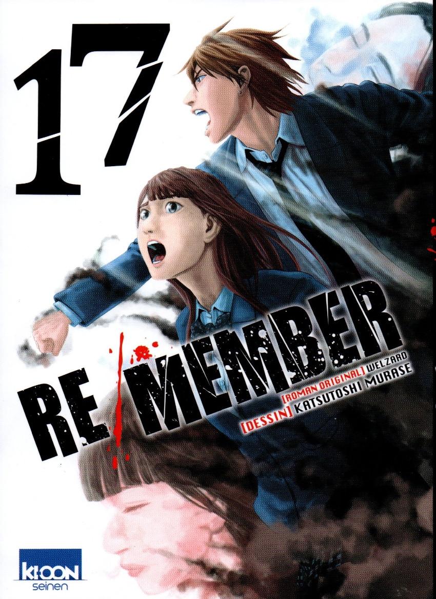 Couverture de Re/Member -17- Tome 17