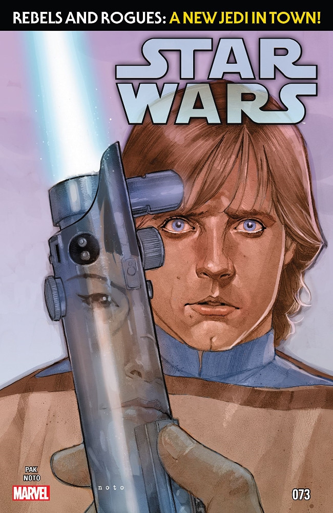 Couverture de Star Wars Vol.2 (Marvel comics - 2015) -73- Rebels and Rogues, Part VI