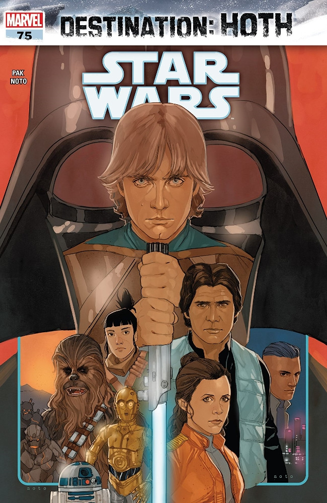 Couverture de Star Wars Vol.2 (Marvel comics - 2015) -75- Rebels and Rogues, Part VIII
