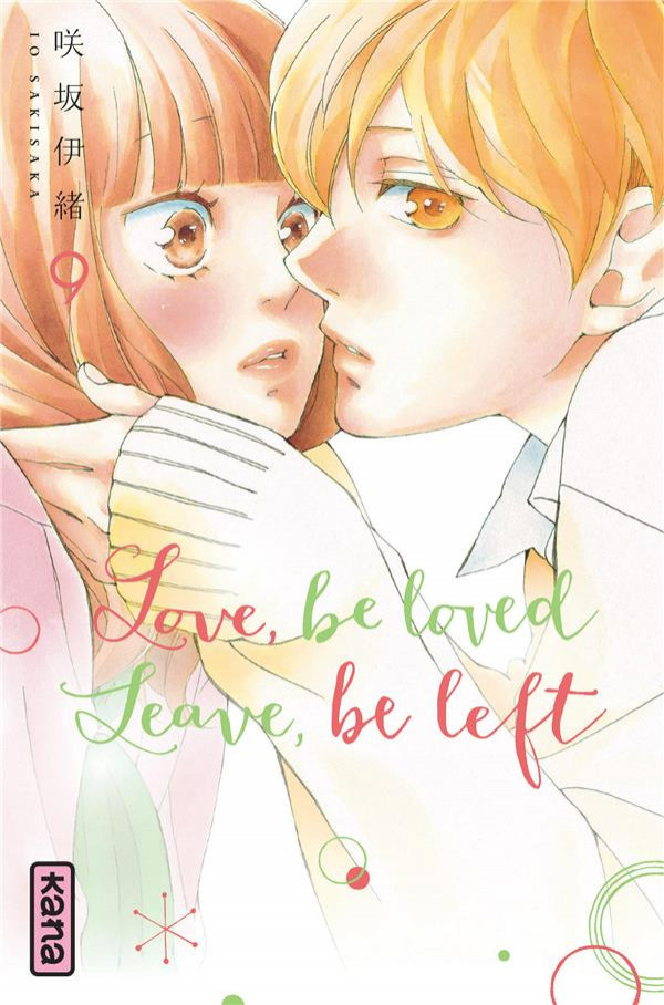 Couverture de Love, be loved, leave, be left -9- Tome 9