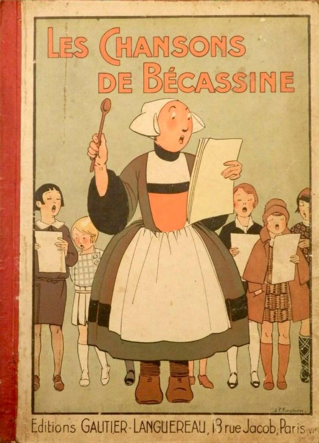 Becassine Hs2 Les Chansons De Becassine