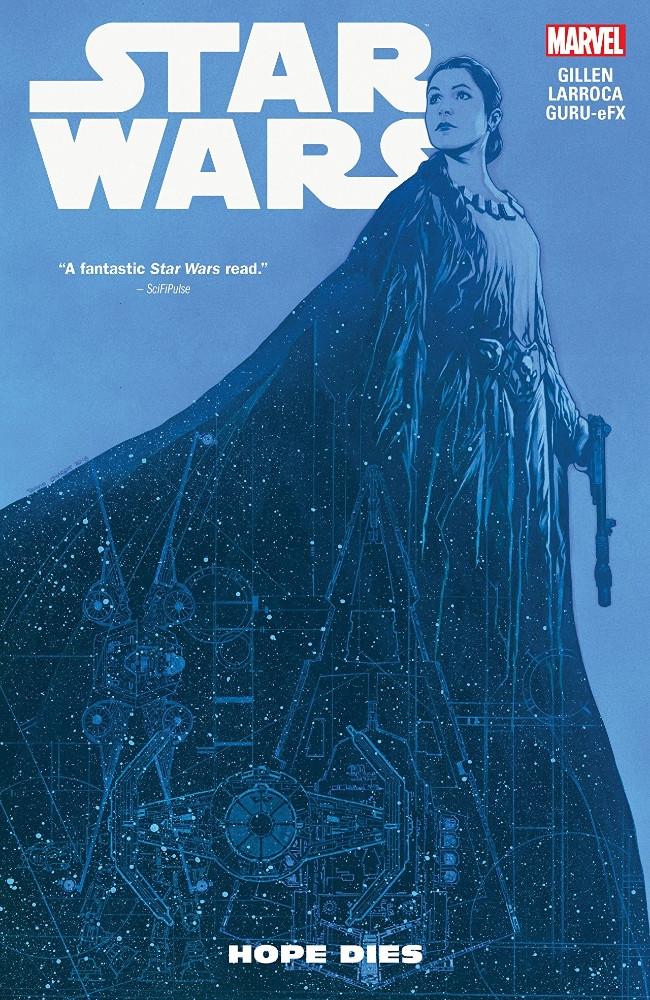Couverture de Star Wars Vol.2 (Marvel comics - 2015) -INT9- Hope Dies