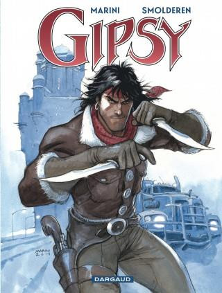 Couverture de Gipsy - Tome INT