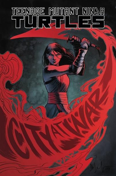 Couverture de Teenage Mutant Ninja Turtles (2011) -97- City at war, part. 5