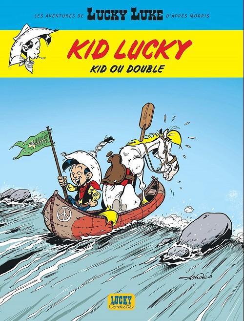 Couverture de Kid Lucky -5- Kid ou double