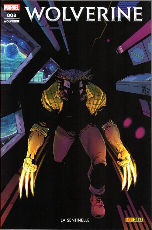 Couverture de Wolverine (Marvel France 5e série) (2019) -8- La sentinelle