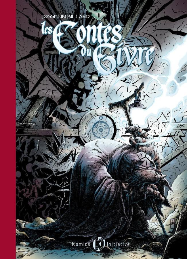 Couverture de Les contes du Givre -1- Ouverture